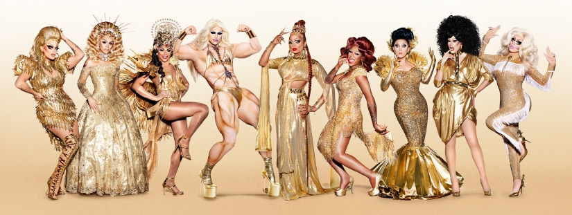 RuPaul's Drag Race: All Stars 3 – A castbreakdown