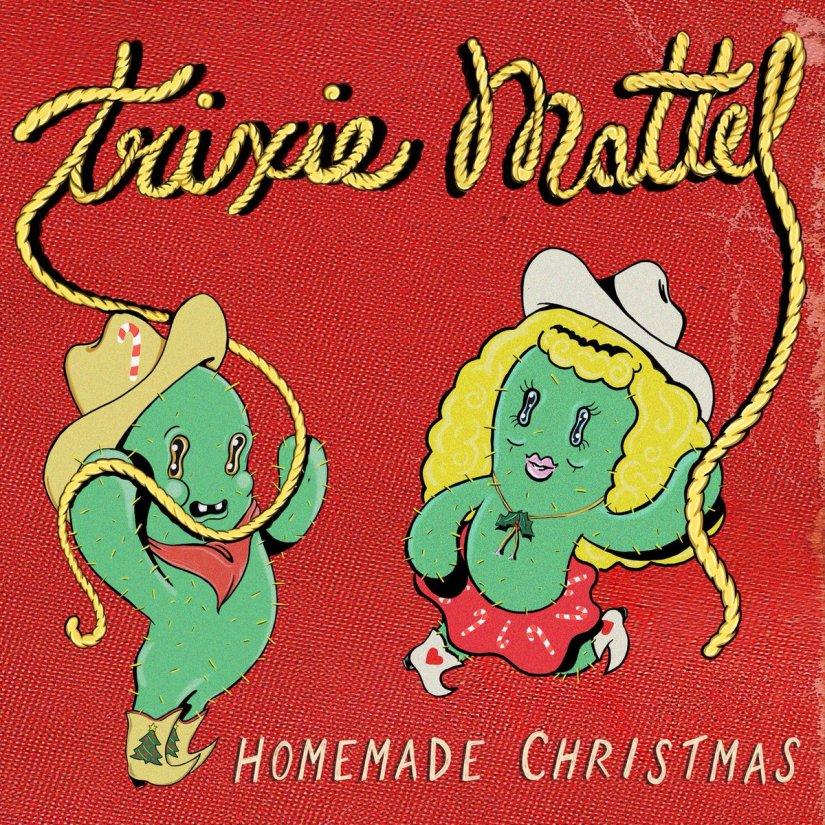 Trixie Mattel announces Christmas album 'Homemade Christmas'