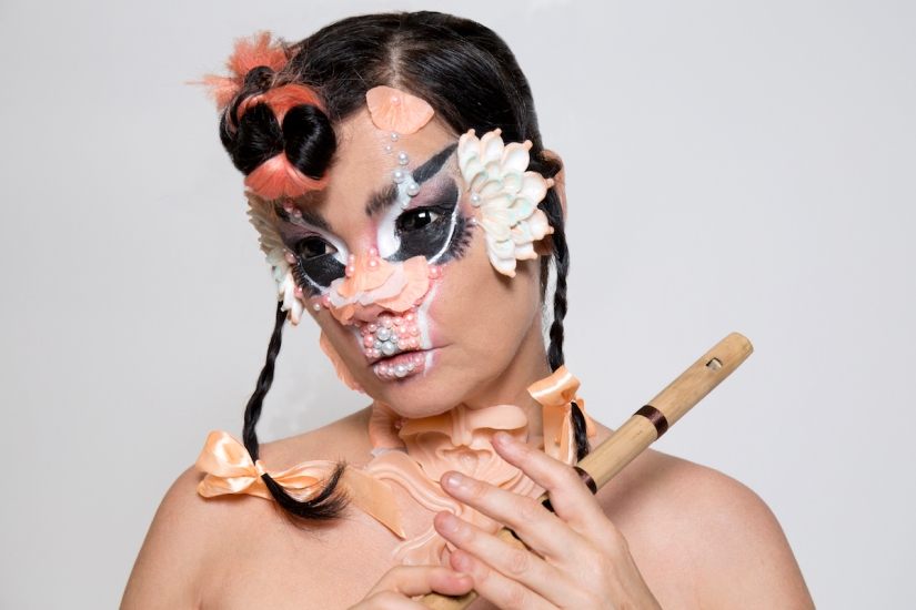 Björk and serpentwithfeet is the collaboration we never knew we needed